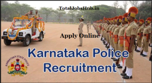 karnataka police recruitment