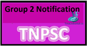 tnpsc group 2 notification