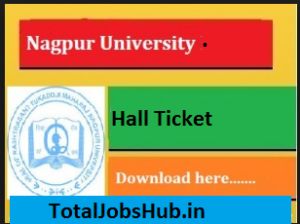 nagpur university hall ticket