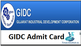 gidc-clerk-admit-card