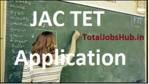 jharkhand tet application form