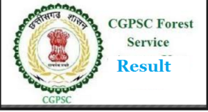 cgpsc forest service result