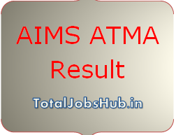 AIMS ATMA Result