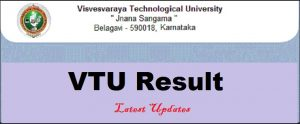 VTU Result 2019 vtu ac in 1st, 2nd, 3rd, 4th, 5th, 6th, 7th, 8th Sem