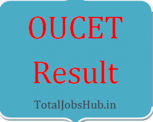 OUCET Results 2019 - Cut Off, Rank Card Osmania University CET