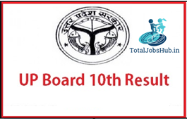 up board class 10th result 2018