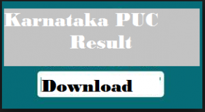 karnataka 2nd puc results