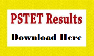 pstet result