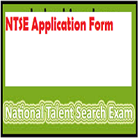 ntse application form
