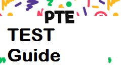 PTE Test Guide
