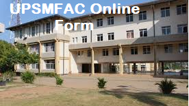 UP State Medical Faculty Admission Form