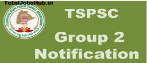 tspsc group 2 notification
