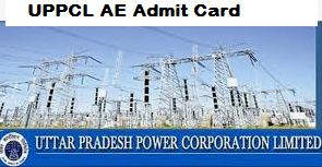 uppcl ae trainee admit card
